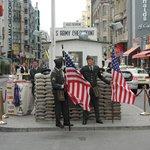 Checkpoint Charlie - Berlim, Alemanha