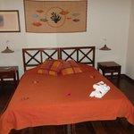 Camera da letto del mio Bungalow n.19