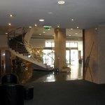 Lobby hotel 2