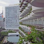 from my balcony: Krungthep deluxe balcony