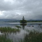Lough Eske near the hotel