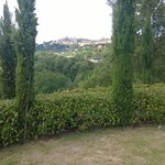 panorama fronte dependance(Montepulciano)