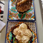 Apple Pie and Nutella Cupcake