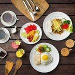 Indonesia Breakfast