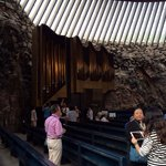 Grande organo della chiesa