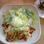 Blah GF Chicken Caesar Salad
