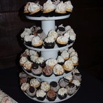 mini cupcakes - various flavors