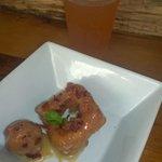 Bourbon Maple Bacon donought