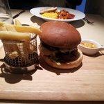 Apollo burger. Perhaps the best burger ever?
