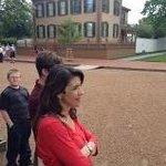 Visita a la casa de Lincoln