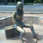 Brigette Bardot - Estátua na Orla Bardot