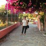 L'ingresso del Paradise.