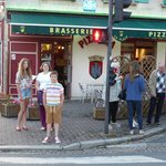 La PLACE - Brasserie Pizzeria