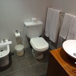 Fotos do banheiro