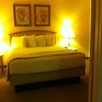 King Bedroom Unit A