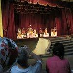 Danzatori e percussionisti di Kandy