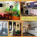 Kitchen & Dining Room_Hostel Albania