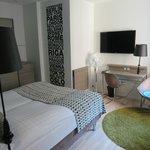 Anderson Hotel Room