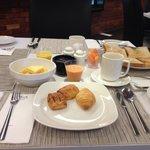 la mia colazione al Melia