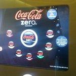 High tech Coke machine.