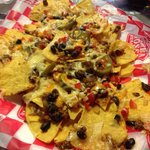 Forgot to mention the Nachos are amazing