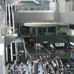 Kyoto Station & Hotel Granvia