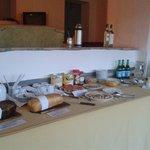 El desayuno casero
