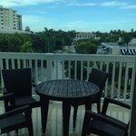 Room 345 Balcony