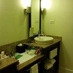 Dual Bathrooms