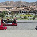 Ônibus turístico - Plaza de Armas