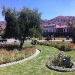 Jardim - Plaza de Armas