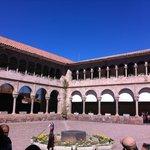 """""""Parte espanhola"""" - Templo do Sol"""