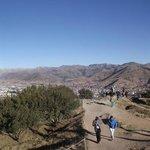Vista de Cusco de Sacsayhuaman