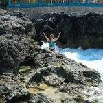 Кораллы и морская пена