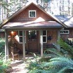 Barenton Cabin
