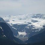 Great View of Victoria Glacier