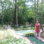 Steamboat Landing Mini Golf Foto