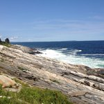 Another view of Pemaquid Point