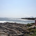 View of Pemaquid Point