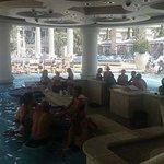 Blackjack in the pool
