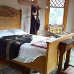 The Priest clothing and bedroom