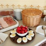 Part of Breakfast Buffet-Eggs Included!