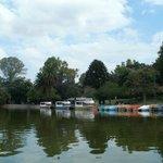 Cycling-boat-tour!