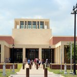 The George W Bush Presidential Library And Museum - The Exterior