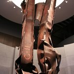 The George W Bush Presidential Library And Museum - World Trade Center Structural Steel Column