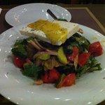 Greek Salad with a ModernTwist - Zorba's