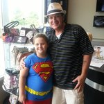 great experience!!my daughter was awe struck. thanks for all the great history on elvis. it was