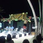 Show na praia