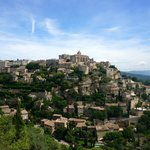Great photo stop to see Gordes