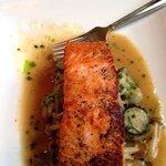 Salmon always good here